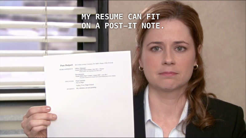 the definitive guide to resume length